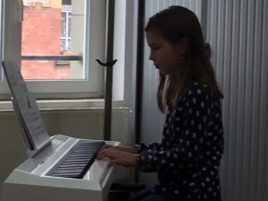 Audition à l'école de musique de Montdidier