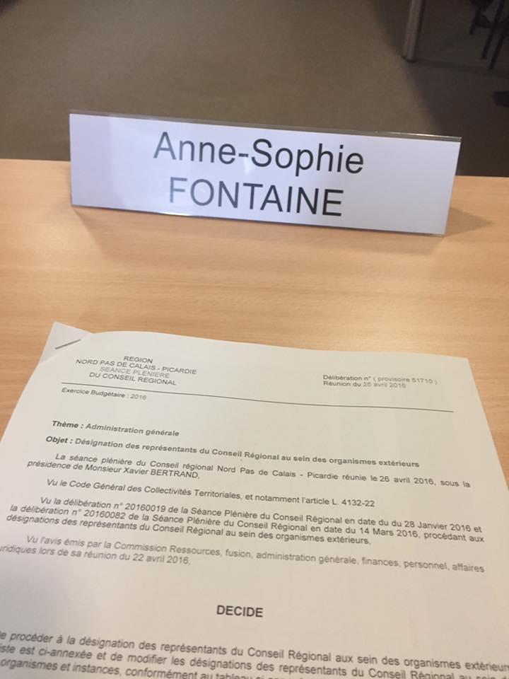 A la commission de finances à Maignelay-Montigny