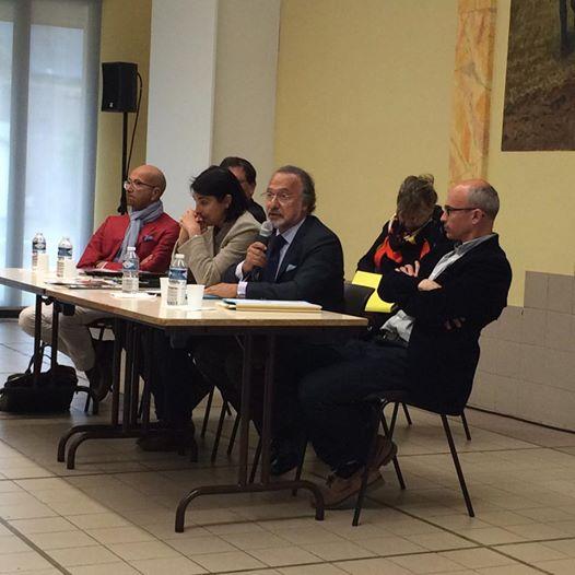 A la réunion publique d'Olivier Dassault à Rochy-Condé ! 1
