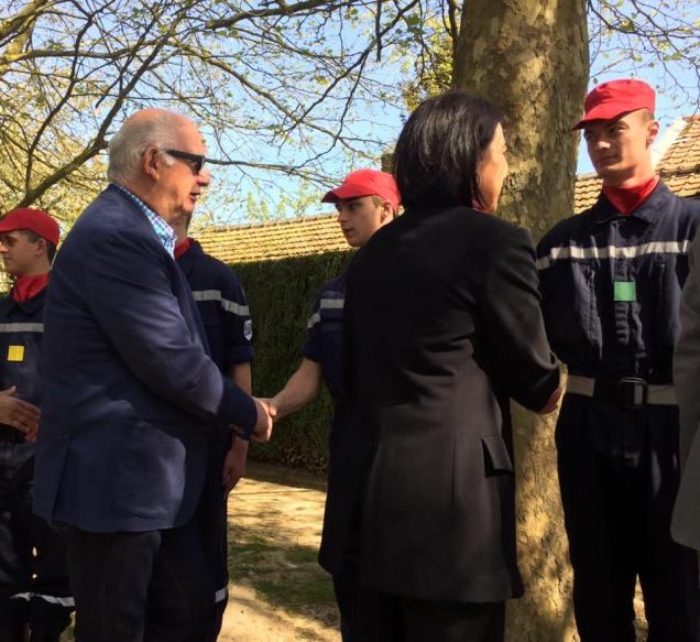 Au Commémoration au 8 mai à Maignelay-Montigny 2