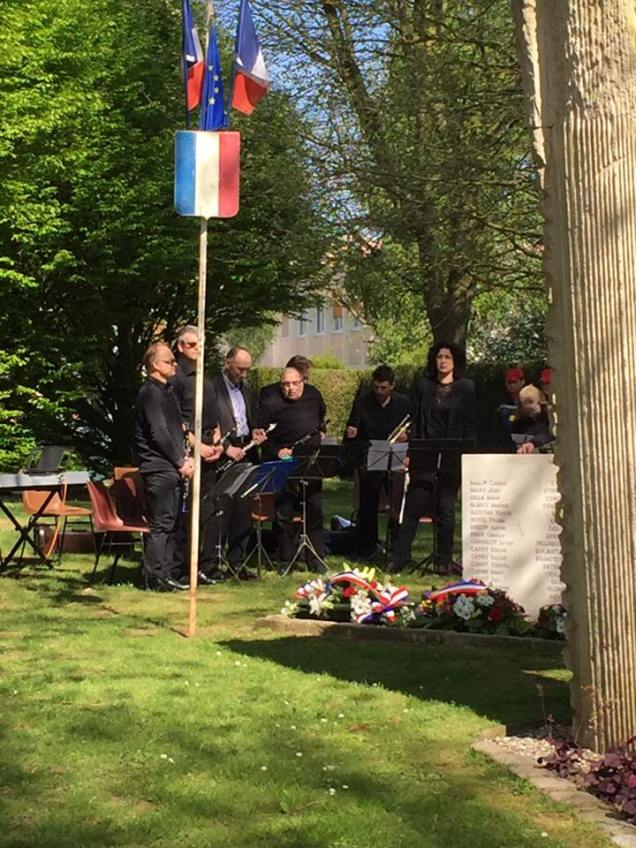 Au Commémoration au 8 mai à Maignelay-Montigny 3