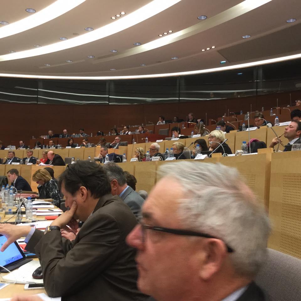 Dernière séance plénière au Conseil Régional Hauts-de-France 1
