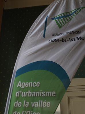 A l'assemblée générale de l'agence d'urbanisme Oise la Vallée