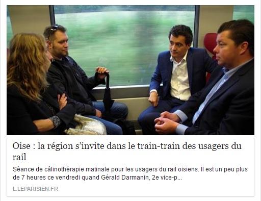 La Région Hauts-de-France s'engage pour les transports