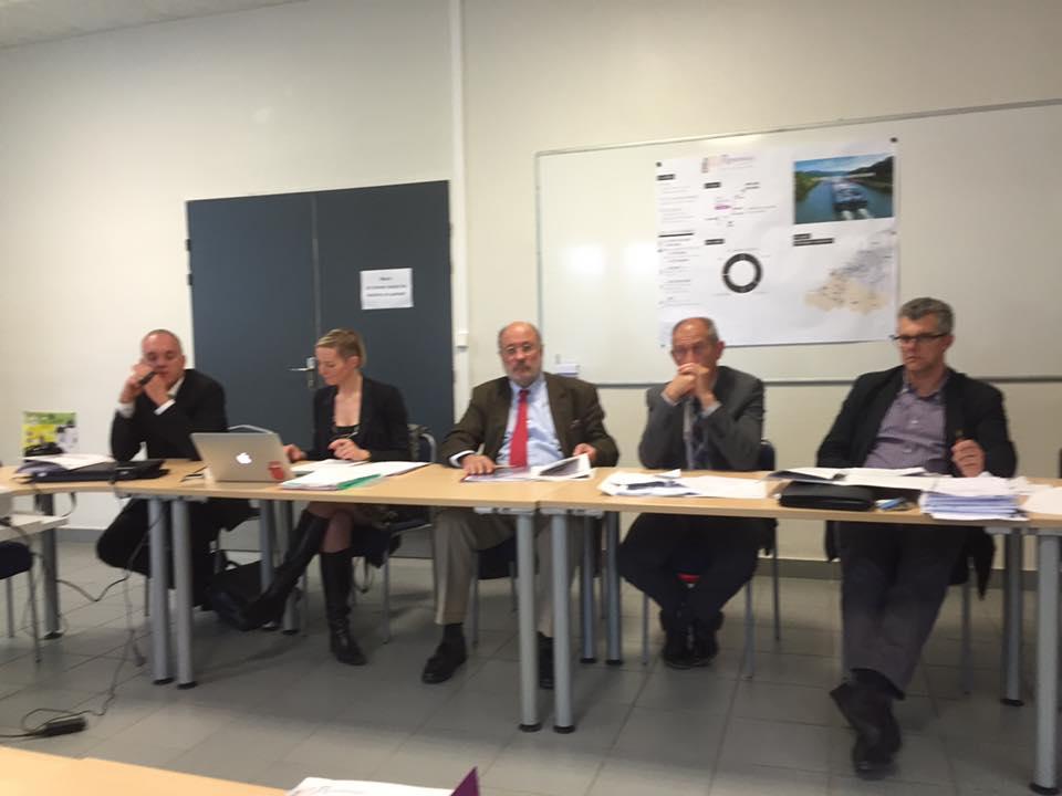 La Région s'engage pour le projet du canal Seine-Nord 1