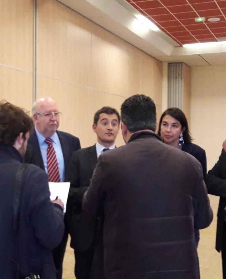 En session au Conseil Régional Hauts-de-France 2
