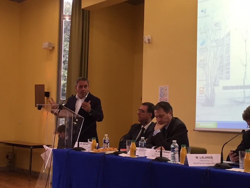 Réunion de lancement des services publics de l'emploi locaux (SPEL) dans la Région Hauts-de-France