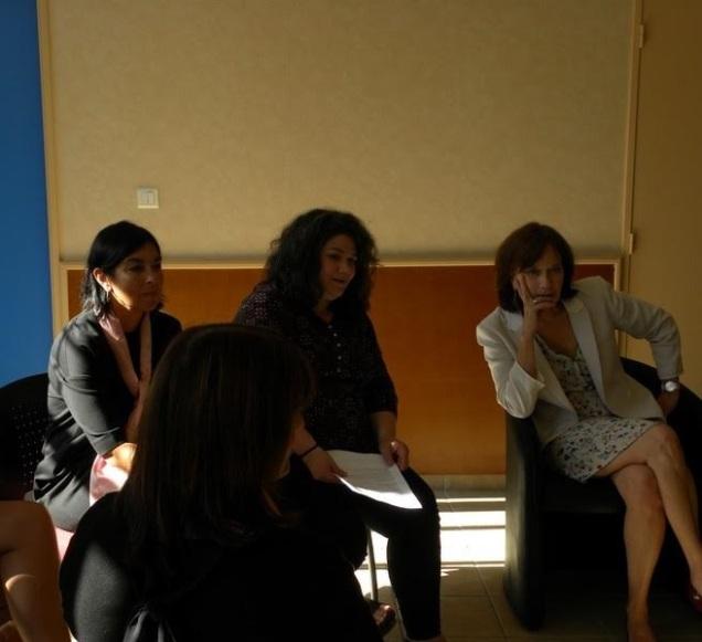 Rencontre avec Madame la Ministre des Familles, de l'Enfance et des Droits des Femmes 2