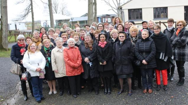 A la Journée Internationale des Droits de la femme dans l'Oise 1