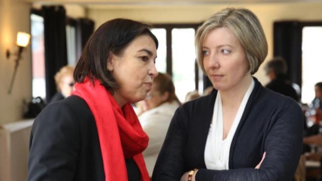 A la Journée Internationale des Droits de la femme dans l'Oise 2