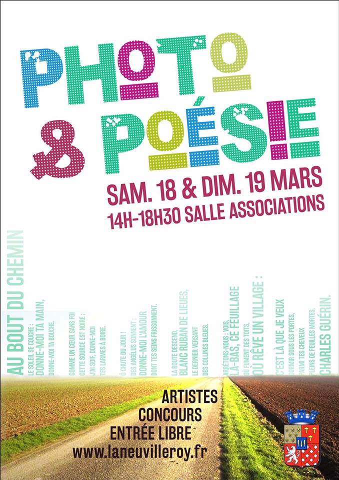 Au 19ème printemps des poètes 3
