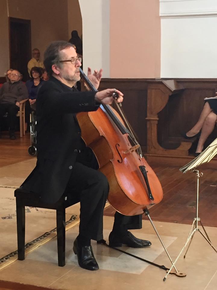 Au concert de l'association Thèmes et Variations 1