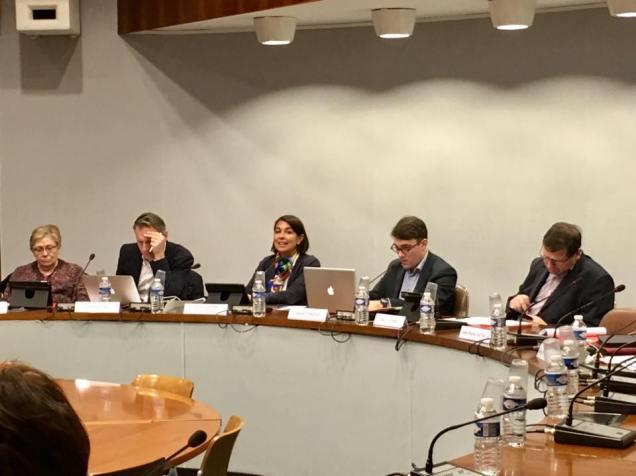 En commission permanente au Conseil Régional Hauts-de-France