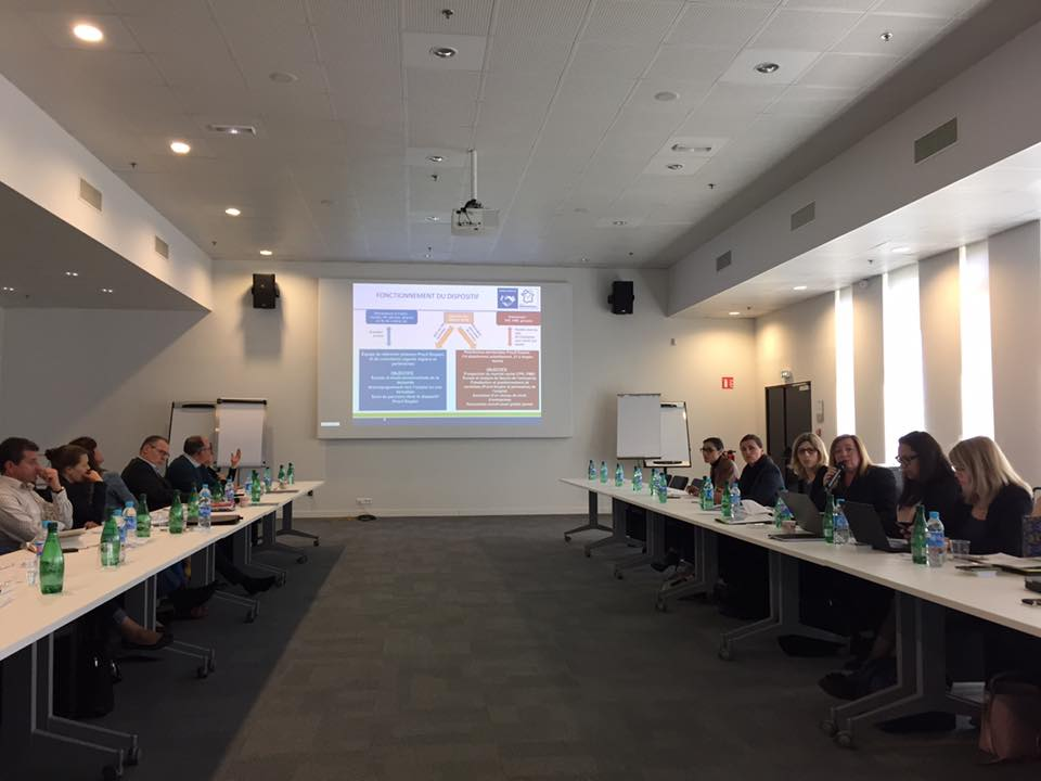 A la réunion du Service public de l'emploi Local de l'arrondissement de Compiègne
