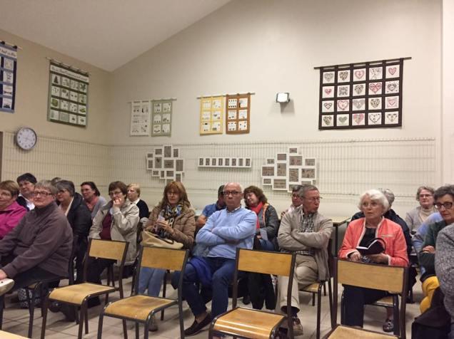 A l'association Familles Rurales de Maignelay-Montigny