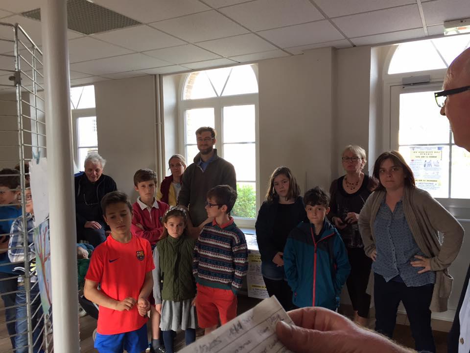 A l'événement Les Artistes en Liberté à Longueil-Sainte-Marie 1