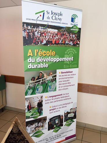 Aux portes ouvertes du lycée agricole Saint-Joseph de Cluny
