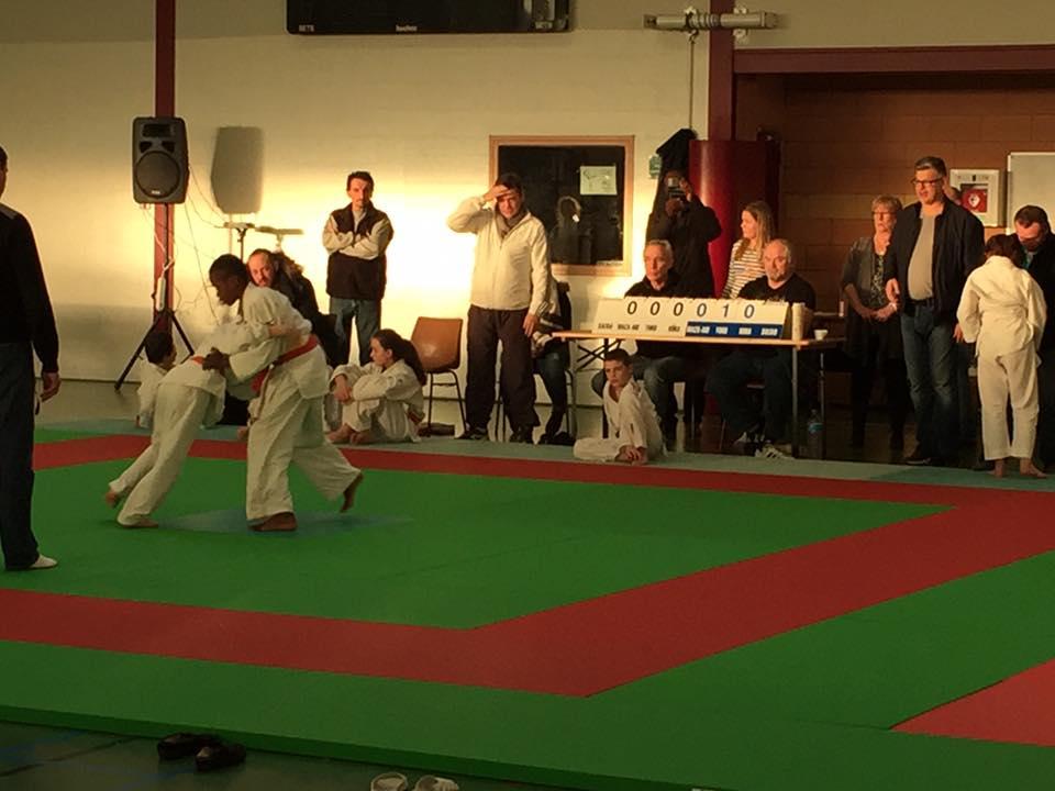 A l'Assemblée Générale de Judo à Maignelay-Montigny