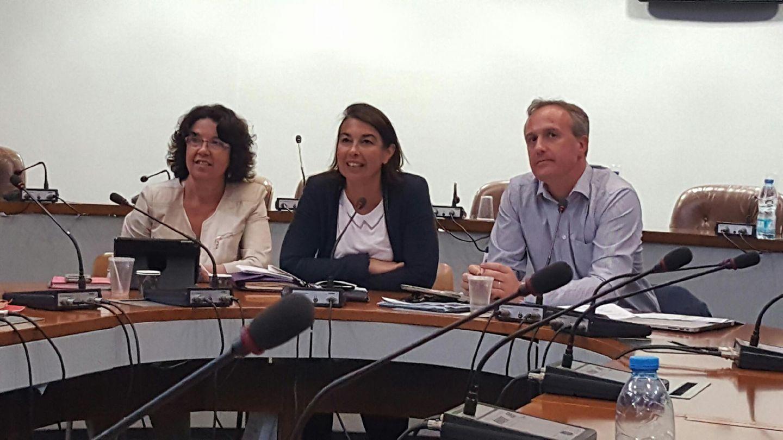 Réunion au Conseil Régional Hauts-de-France