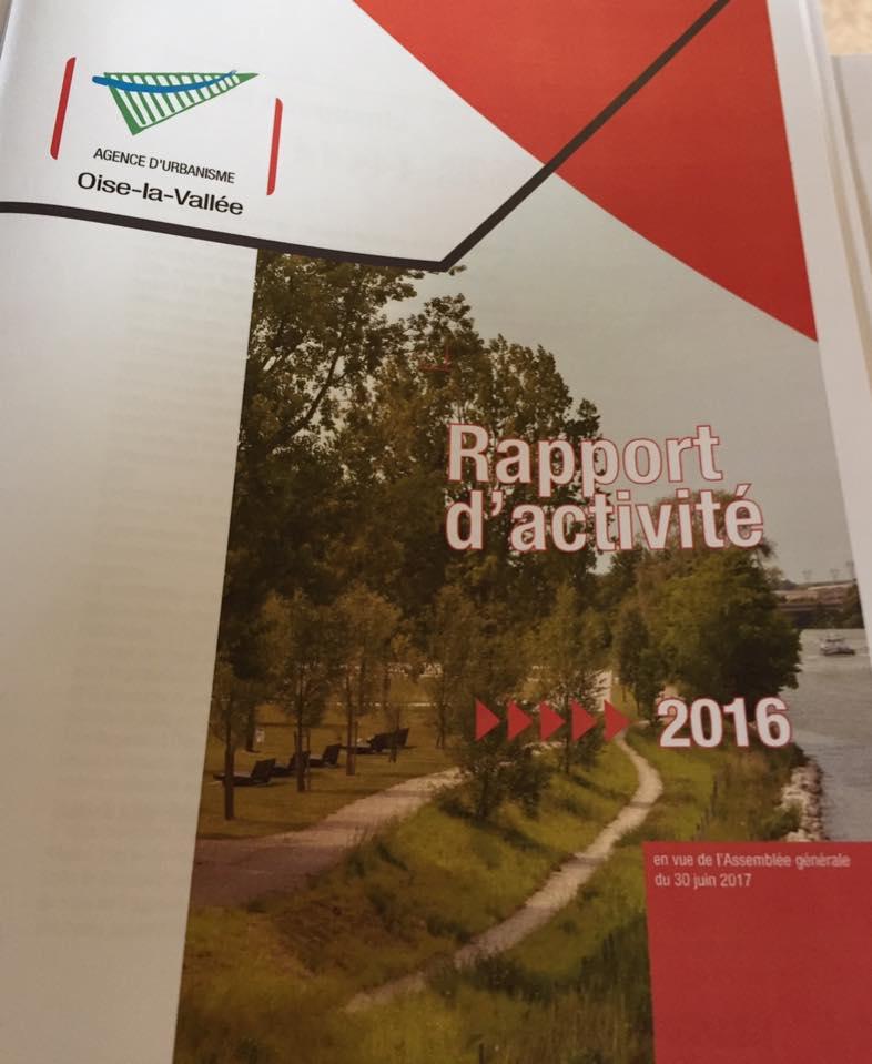 A l'Assemblée générale de l'agence d'urbanisme Oise la vallée à Liancourt-Sous-Clermont