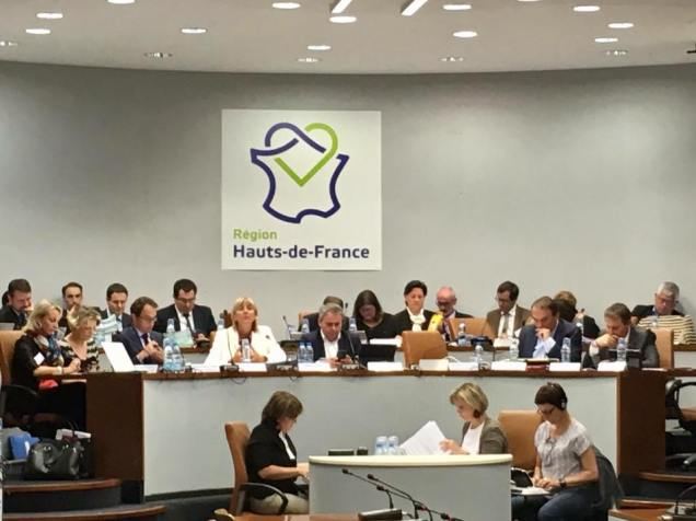 En commission permanente à Amiens 1