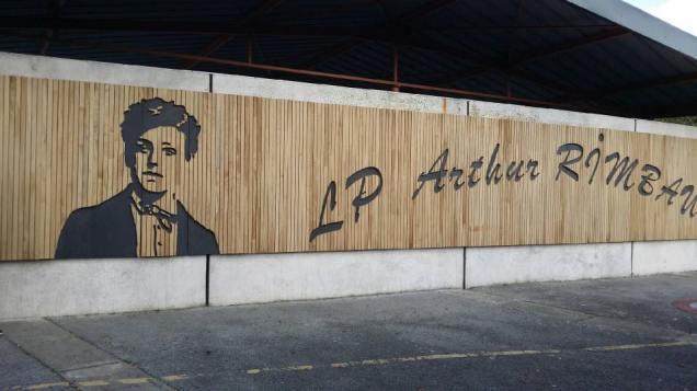 Au 30 ans du lycée Arthur Rimbaud de Ribécourt
