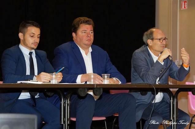 Au comité départemental des Républicains de l'Oise à Catenoy 1