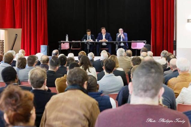 Au comité départemental des Républicains de l'Oise à Catenoy 2