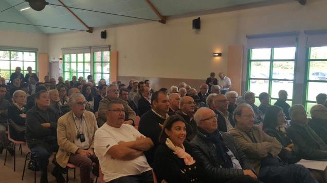 Au comité départemental des Républicains de l'Oise à Catenoy 3