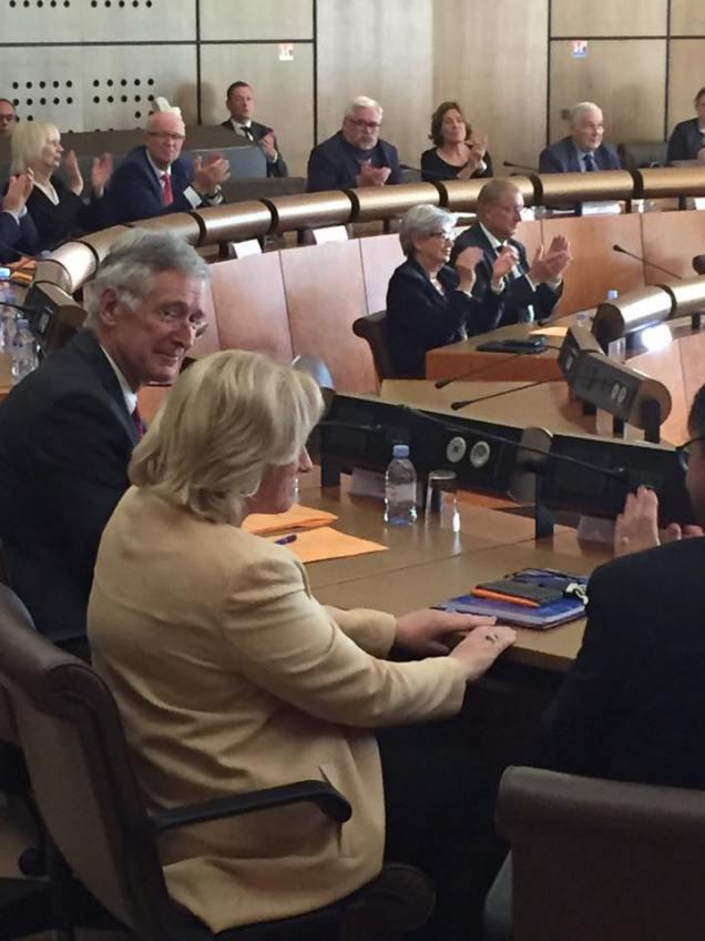 Election du nouveau(elle) Président(e) du Conseil Départemental de l'Oise 1
