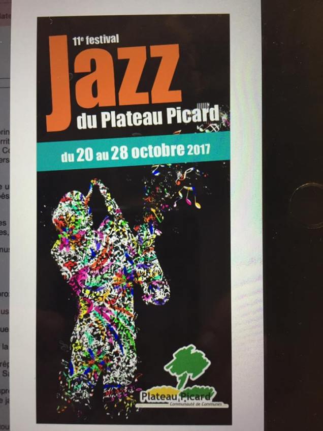 Soutien de la Région Hauts-de-France au festival de Jazz du Plateau picard 1