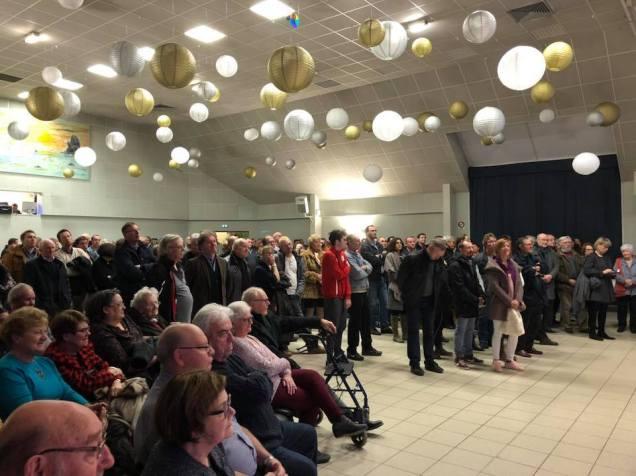Cérémonie des vœux à Ressons-sur-Matz