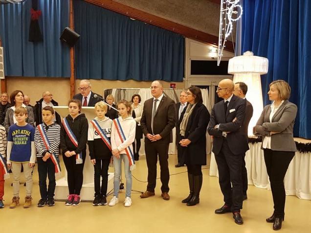 Ma participation à la cérémonie des voeux de la commune d'Estrées-Saint-Denis2