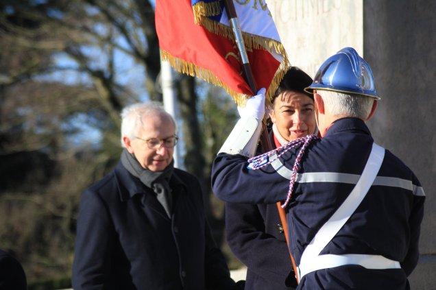 Commémoration au Mémorial de l'Internement et de la Déportation de Compiègne2