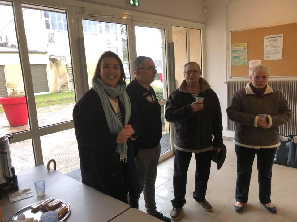 Remise du traditionnel colis aux seniors de Maignelay-Montigny